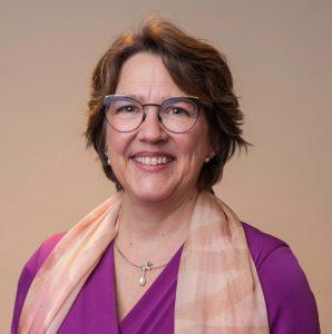 Marion van der Giessen kantoorondersteuner Metris Groep